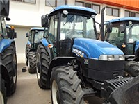 Sahibinden 650 Saatte 2011 Model New Holland Td100d